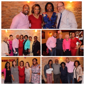 Some of my beautiful family & friends!